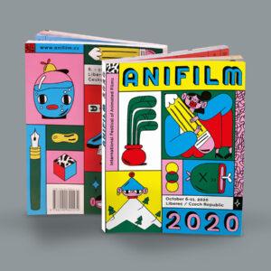 Anifilm 2020, katalog