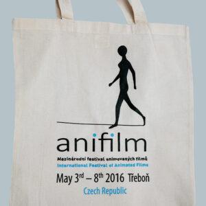 Anifilm 2016, festivalová taška