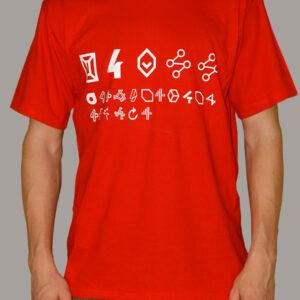 Anifilm 2013, červené tričko staff